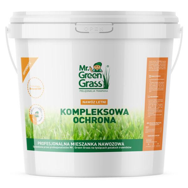 Nawóz letni do trawy - Kompleksowa ochrona - Mr. Green Grass®