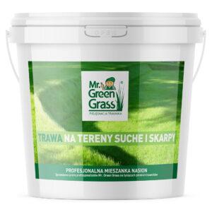 Trawa na tereny suche i skarpy - mieszanka nasion Mr. Green Grass®