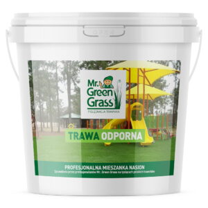 Trawa odporna - mieszanka nasion Mr. Green Grass®