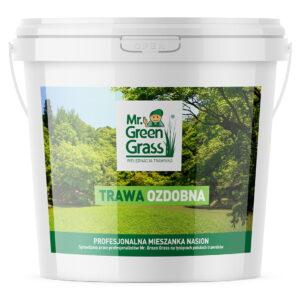 Trawa ozdobna - mieszanka nasion Mr. Green Grass®