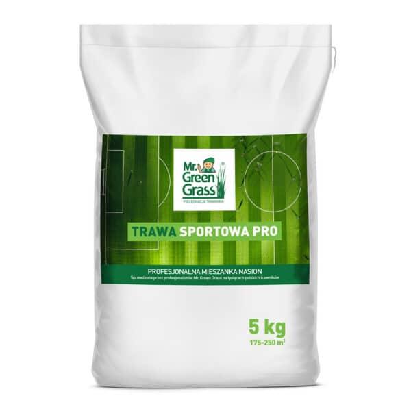 Trawa sportowa Pro - mieszanka nasion Mr. Green Grass®