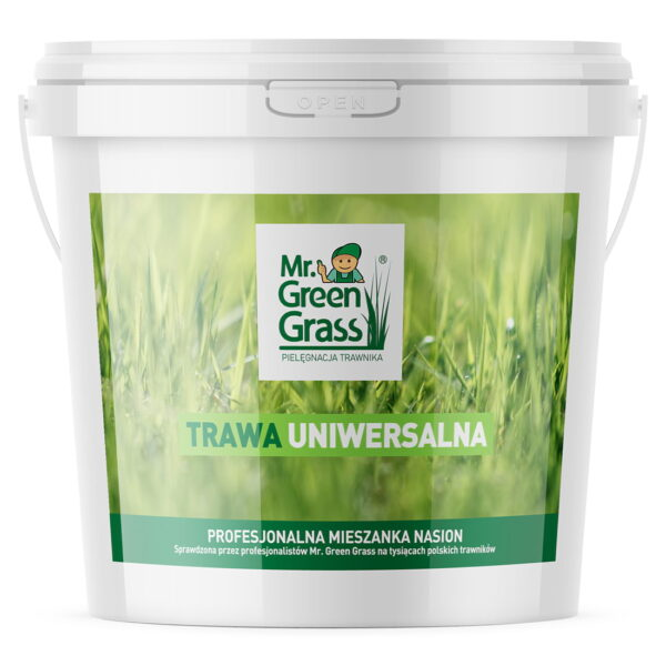 Trawa uniwersalna - mieszanka nasion Mr. Green Grass®